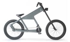 The Shocker Chopper from Team Tentakulus resembles a chopper & that never really goes out of style. So if you want the look of a chopper (without the cost of gas) and want to get a little exercise, this bike's for you!