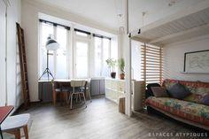 Paris : Ancienne boutique à Montmartre