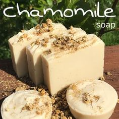 A mild soap with a pH close to neutral, this soap contains only natural ingredients including skin healing calendula and soothing chamomile. Perfect for toddlers and those with sensitive skin!