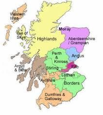 areas in the highlands of scotland - Google Search