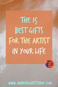 Whether you looking for the best gifts for the artist in your life, or you are an artist hoping to pass on a wish list, I'm sharing some of my favorite art supplies, online classes, and inspiring art retreats. Presents For Artists, Gifts For An Artist, Retreat Gifts, Artist Birthday, Different Art Styles, Inspirational Gifts, Art Blog, Best Gifts, Diy Gifts