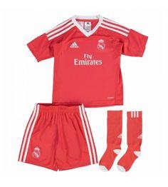 Real Madrid Adidas Away Goalkeeper Mini Kit Real Madrid, Soccer Shop, Gareth Bale, Goalkeeper, Ronaldo, 6 Years, 18th, Football, Adidas