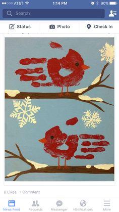 36 Handprint Craft Ideas >Christmas or autumn bird handprint art. gross and fine motor skills:>Christmas or autumn bird handprint art. gross and fine motor skills: Kids Crafts, Crafts To Do, Preschool Crafts, Arts And Crafts, Crafts With Babies, Funny Crafts For Kids, Easy Crafts, Daycare Crafts, Tree Crafts