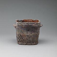 Basket – Scott Parady // Anagama Wood-Fired Stoneware / Ceramics