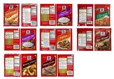 McCormick Packages