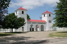 Clay County Fair, Spencer, IA - Largest county fair in the nation