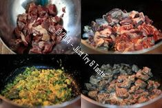 Just Try & Taste: Empal Gentong a la Just Try & Taste Indonesian Food, Drink, Meat, Chicken, Recipes, Beverage, Indonesian Cuisine, Recipies, Ripped Recipes