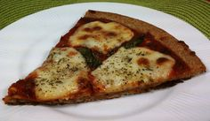 Emily Bites - Weight Watchers Friendly Recipes: Margherita Pizza