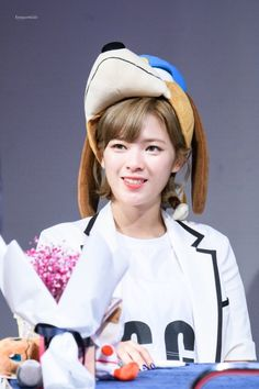 Twice-Jeongyeon  170521 FY! TWICE