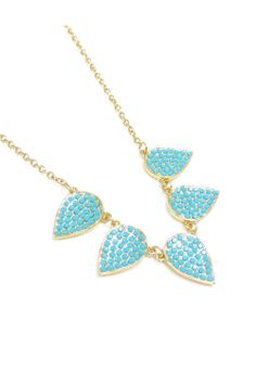 TurquoiseCoulee Necklace