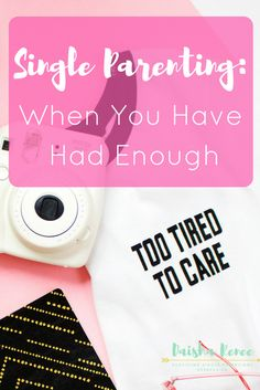 I've been wanting to get to the nitty gritty of single and solo parenting for a while now. This is a topic that really hits home for a lot of men and women, but more specifically women. Many women are still struggling with learning how to single parent, especially the ones with children who have absent fathers. How I learned, taking it one day at a time, but honestly I've had enough.