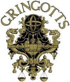 Gringott's❤♥.•:*´¨`*:•♥❤Sign