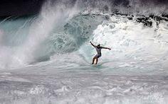 Hawaii Surf By:Frank Hatcher
