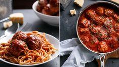 Chtěli byste si připravit špagety s masovými koulemi, ale nemáte rádi hovězí ani… Quinoa, Good Food, Ethnic Recipes, Foods, Diet, Food Food, Food Items, Healthy Food, Yummy Food