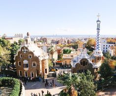 Park Güell... still one of my favourite places to visit in #Barcelona