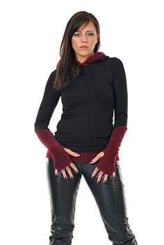 3 Elfen Women's Hoodie Black With Gauntlets S Berry 3 Elfen http://www.amazon.com/dp/B00AKJN2SS/ref=cm_sw_r_pi_dp_h8Levb1AW9KDV