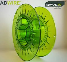 recycled #adwire rolls get one free. #advanc3d #filament #3d printing