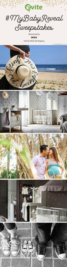 Pregnancy reveal con