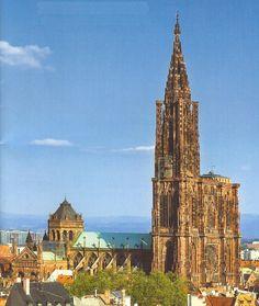Cathédrale de Strasbourg - Alsace