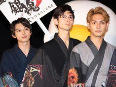 Cute Japanese Boys, Japanese Men, Haruma Miura, Ryo Yoshizawa, Entertaining, Actors, Stylish, Awesome, Actor
