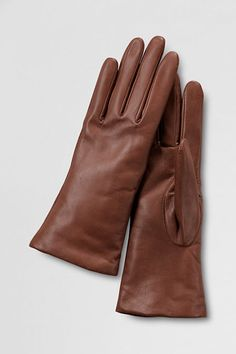 Cashmere lined leather gloves... can be monogrammed and they are cashmere lined. Perfect gift for any woman and they are well under $100!