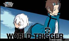 World Trigger: da manga ad anime TV dal 5 ottobre. Non ci sono ancora versioni italiane ma il successo atteso per questa serie è molto alto.