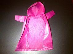 pink trenchcoat   suitable for a Barbie / Sindy doll #ebay #rozasebay