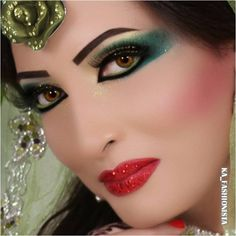 arabic makeup khaleeji heavy makeup exotic arabian