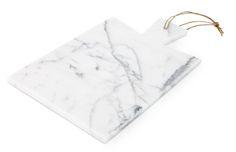 White Marble Chopping Board 35x22 - Crockery & Utensils - Kitchen & Dining - Homeware - Kitchenware - Kitchen Accessories - Fiammetta V.