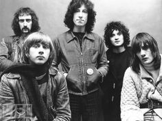 John Mayall and the Blues Breakers with Peter King, later with Fleetwood Mac, and Mick Taylor, Later with the Rolling Stones. Harvey Mandel, Walter Trout and Larry Taylor from Canned Heat