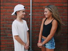❤Johnny Orlando and Mackenzie Ziegler | Coldwater Edit - YouTube