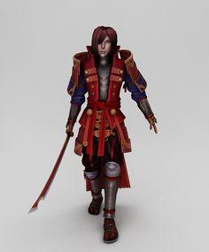 3d mask samurai model 3d model 3d modeling pinterest samurai