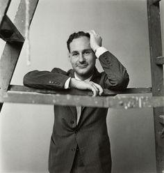 Hermann Landshoff, The photographer Irving Penn, 1948