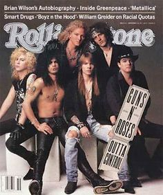 GNR oh fuck i had this poster