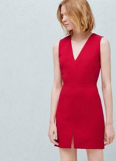Haljine za proljeće 2016 u crvenoj i zelenoj boji - Ženstvena