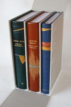 A Matter of Laws, travel case - Dimitri's bookbinding corner
