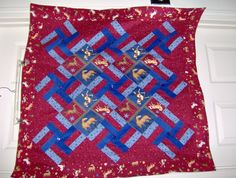 Quilt - Baby Boy Western Western Quilts, Quilt Baby, Westerns, Projects To Try, Quilting, Baby Boy, Joy, Crafty, Blanket