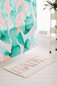 Babe Bath Mat | studiodiy.com
