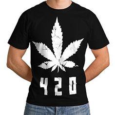 Wellcoda   White Cannabis Leaf Mens NEW Weed Plant Black T-shirt XXXL Wellcoda http://www.amazon.co.uk/dp/B01BGWTTCU/ref=cm_sw_r_pi_dp_lpkfxb0NEDT96