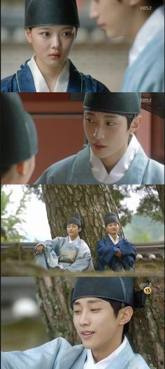 [Spoiler] 'Moonlight Drawn by Clouds' Jin Young draw the curtain over Kim Yoo-jeong's true identity