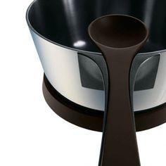 Patrick Jouin and Alain Ducasse (Consulting)   PJ01 - Pasta Pot, pasta cooking unit   ALESSI