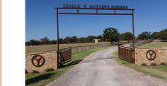 Circle Y Ranch Cutting Horses – Millsap, Texas