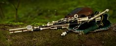 """Anistratov Uileann Pipes are available in concert D and """"flat"""" C#,C or B pitches. Uilleann pipes can be ordered as a  Practice set-chanter, bag & bellows Half set-practice set with a main stock and tree drones 3/4 set-half set with tenor and baritone regulators Full set-chanter, drones and tree regulators (including bass), bag & bellows"""