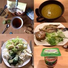 What French women eat in a day