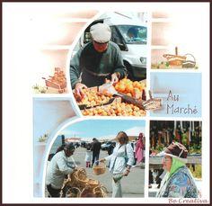 Petit Tour au Marché - Blog Be Creativa