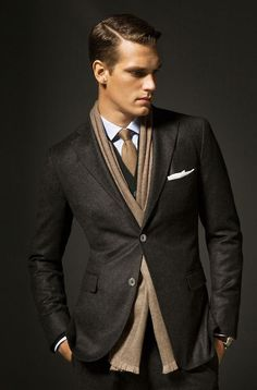 Such a great looking suit. Great looking fabric... - Everybody loves Suits