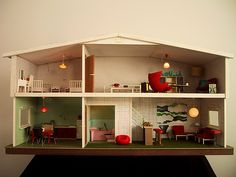 1960s Brio dolls house | Flickr - Photo Sharing!