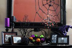 Halloween Decor - some DIY