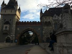 Me and the castle
