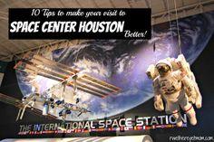 10 Tips to Make Space Center Houston Better ~ Houston, TX